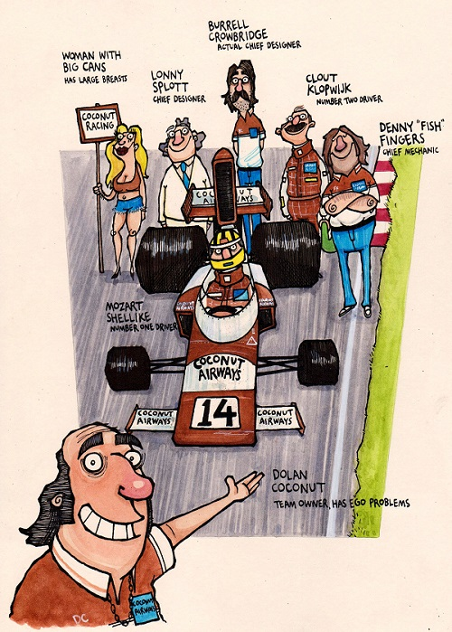 Formula 1 in the 1970s